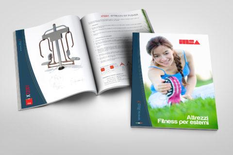 Catalogo Fitness per esterno Illsa